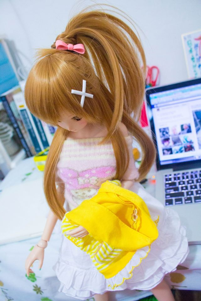 Mirai Suenaga Smart Doll by Sophie Madeleine