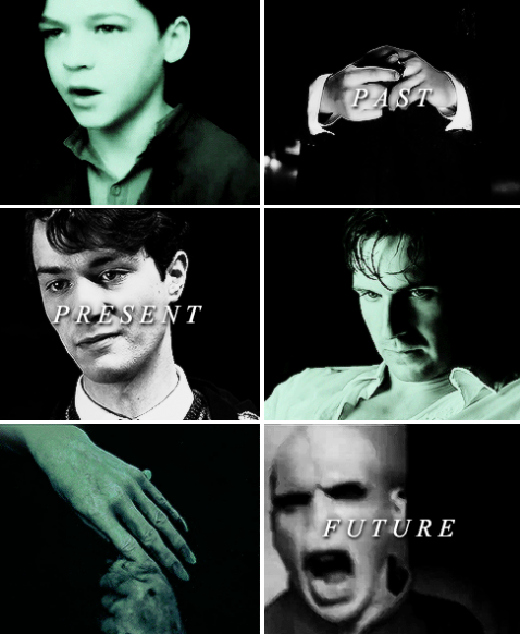 Voldemort Said Riddle Softly Is My Past Present And Future Harry Potter Hermine Granger Tot