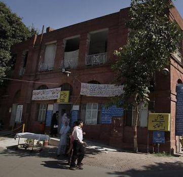 Municipal Eye Hospital, Lahore. (By www.flickr.com/photos/paktive/)