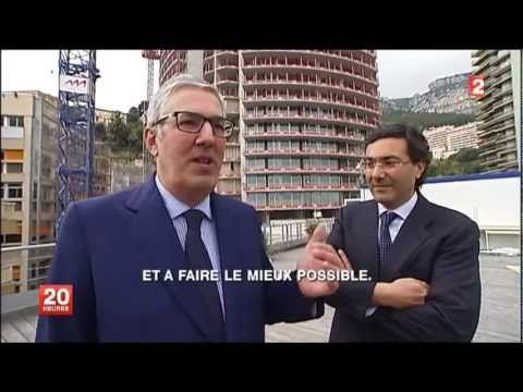 300 MILLIONS D' EUROS , L' APPARTEMENT LE PLUS CHER DU MONDE( MONACO ).