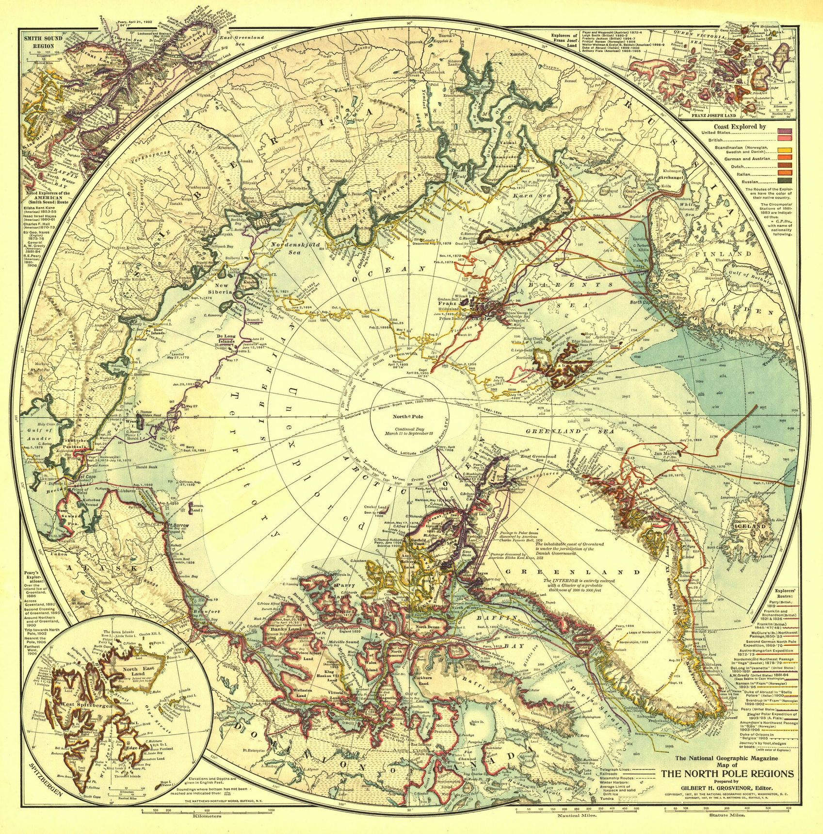 North Pole (1907)