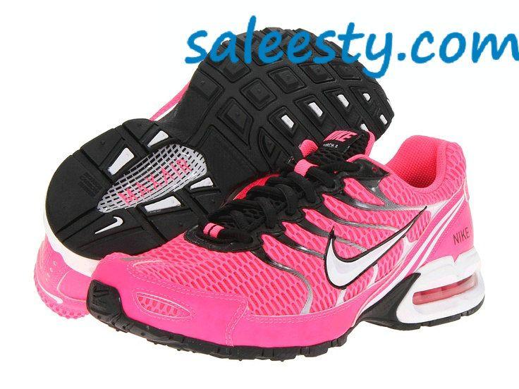 Crystal Pink Nikes.