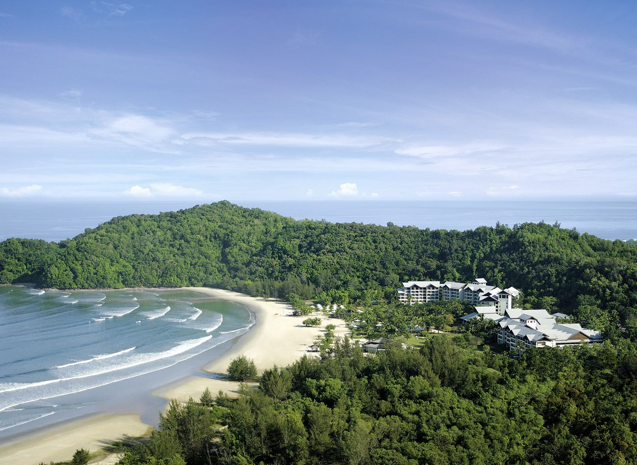 Ever stayed in any 5-star hotel in sabah?