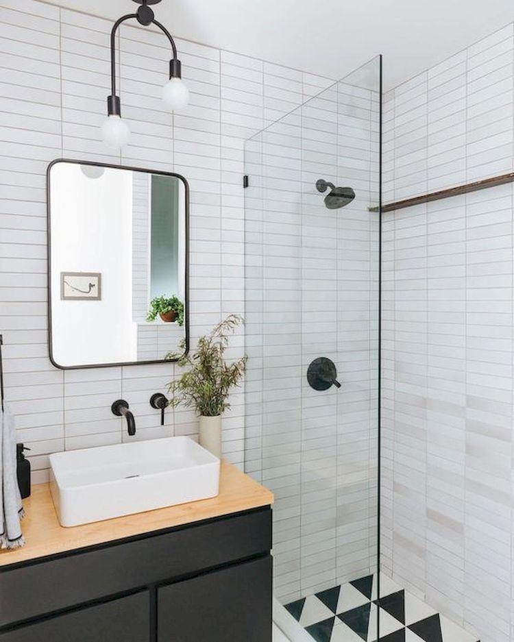 Horizontal Stack Bond Tiles Bathroom Design Small Small Bathroom Remodel Modern Bathroom Design Heritage sonic square bathroom design