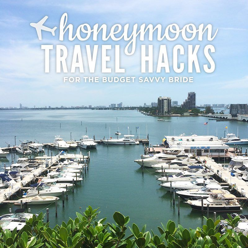 Wanna learn about Travel Hacking to save some money on your Honeymoon?? Don't miss this post on the blog today!  Visit the link in our profile and click this image to read this post!  // See this post on Instagram: http://ift.tt/1kAioOW