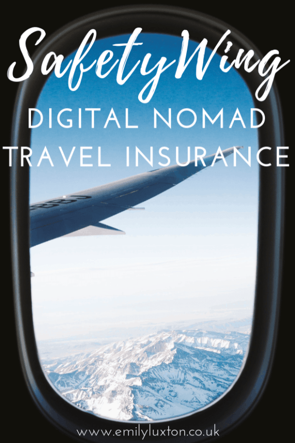 Looking For Digital Nomad Travel Insurance Meet Safetywing