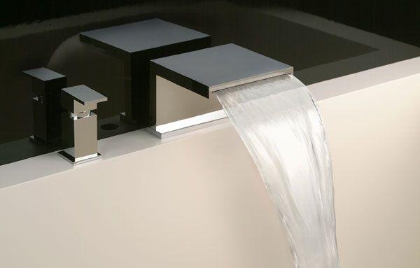 Come scegliere i rubinetti da bagno a cascata   Rubinetti, Bagno e ...