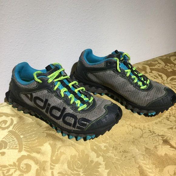 ADIDAS VIGOR TR trailing running shoes . w 6.5