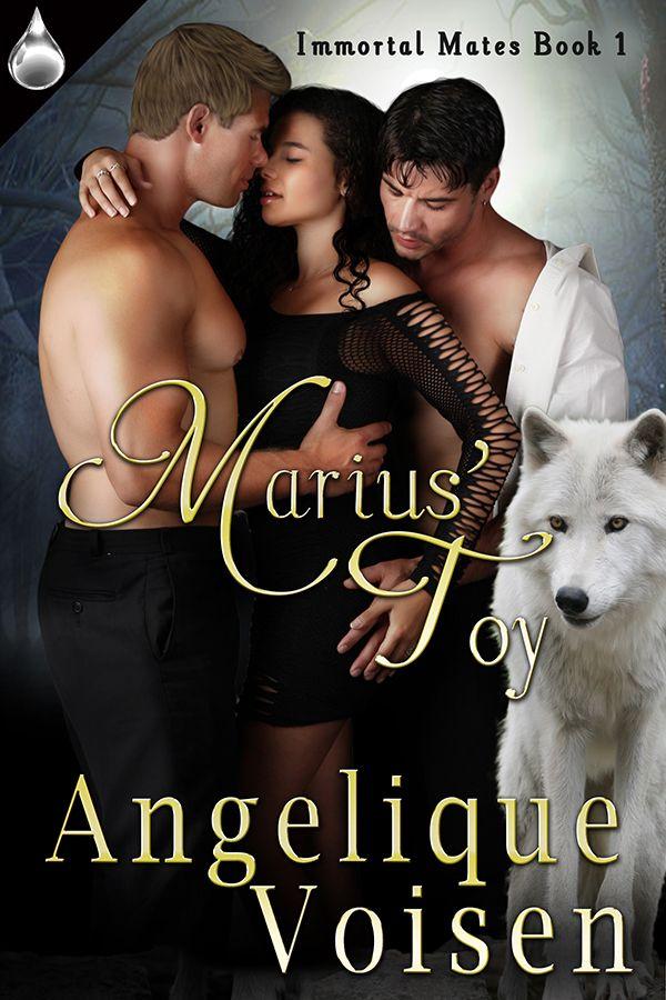 Author Angelique Voisen Series Immortal Mates Book 1 Genre
