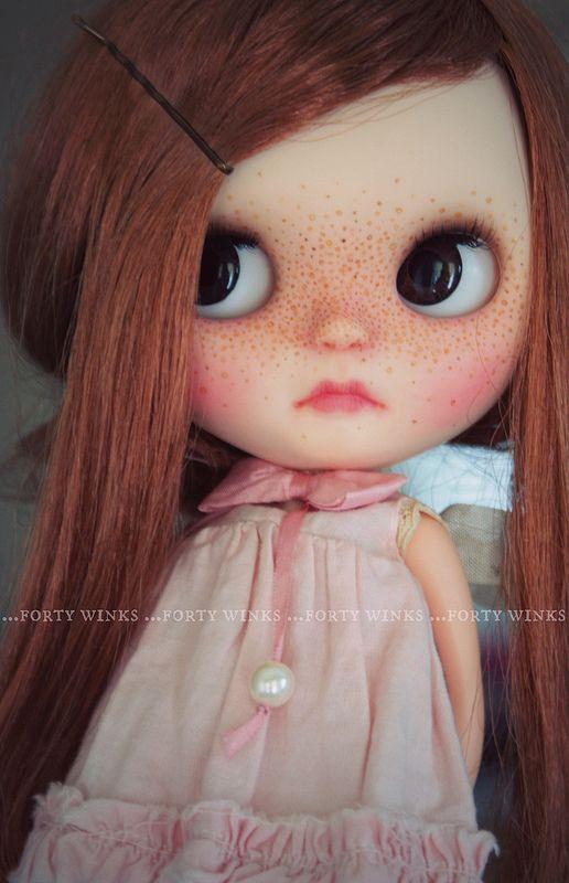 Sammie's Browns | Sammie's blue chips | Christine (Forty Winks Doll Studio) | Flickr