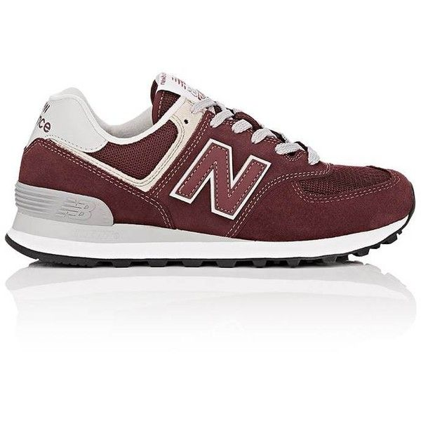 Womens 574 Classic Suede & Mesh Sneakers New Balance 8nNuc