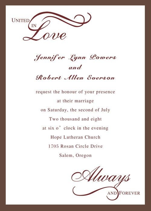 Invitations Elegant Wedding Invitations Wedding Invitations Online How To Write Wedding Invitations