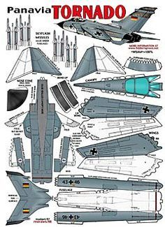 tn2.jpg (240×331) Paper models, Paper airplane models