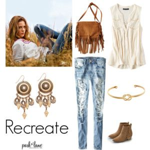 Recreate- 70's Fringe