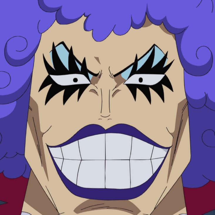 Ivankov One Piece