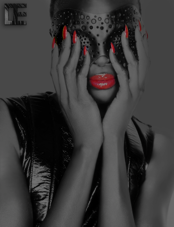 Beautiful colorful pictures and Gifs: Beautiful Mask Color Splash