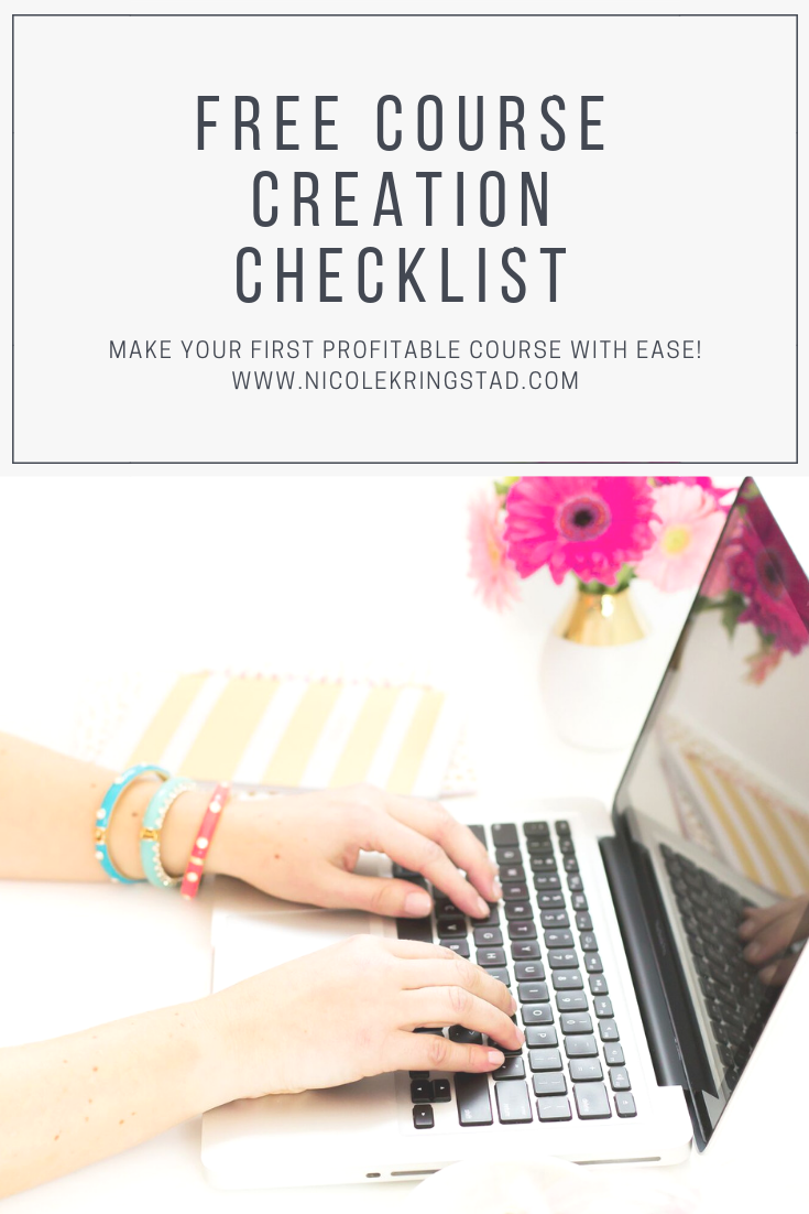Create your first profitable course with ease! Get this FREE course ...