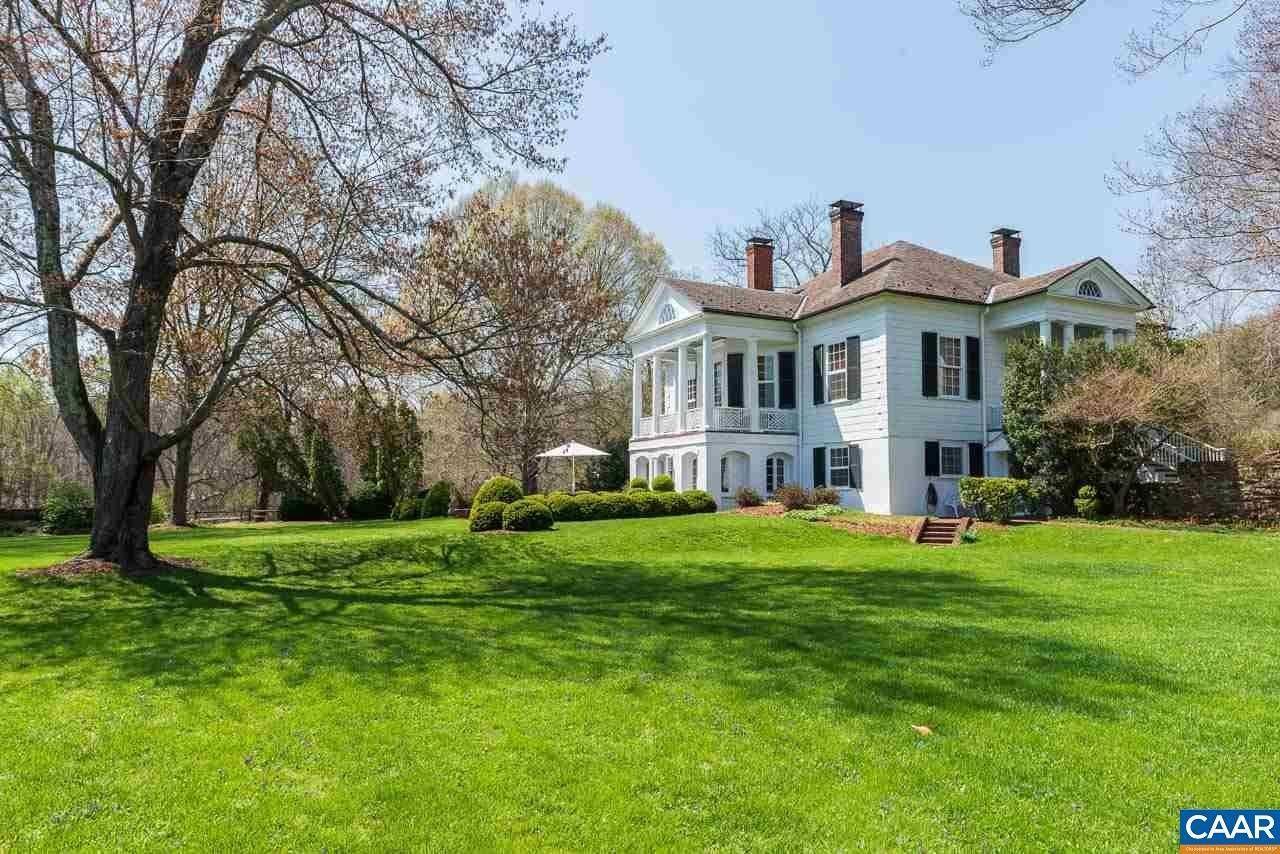 3392 Edgemont Farm North Garden Virginia Single Family Home For