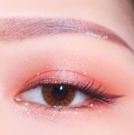 44 new ideas for eye shadow looks glitter  korean eye