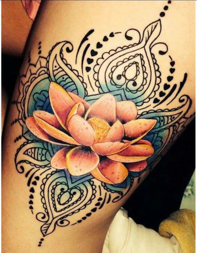 Lotus Get Inked Pinterest Lotus And Tattoo