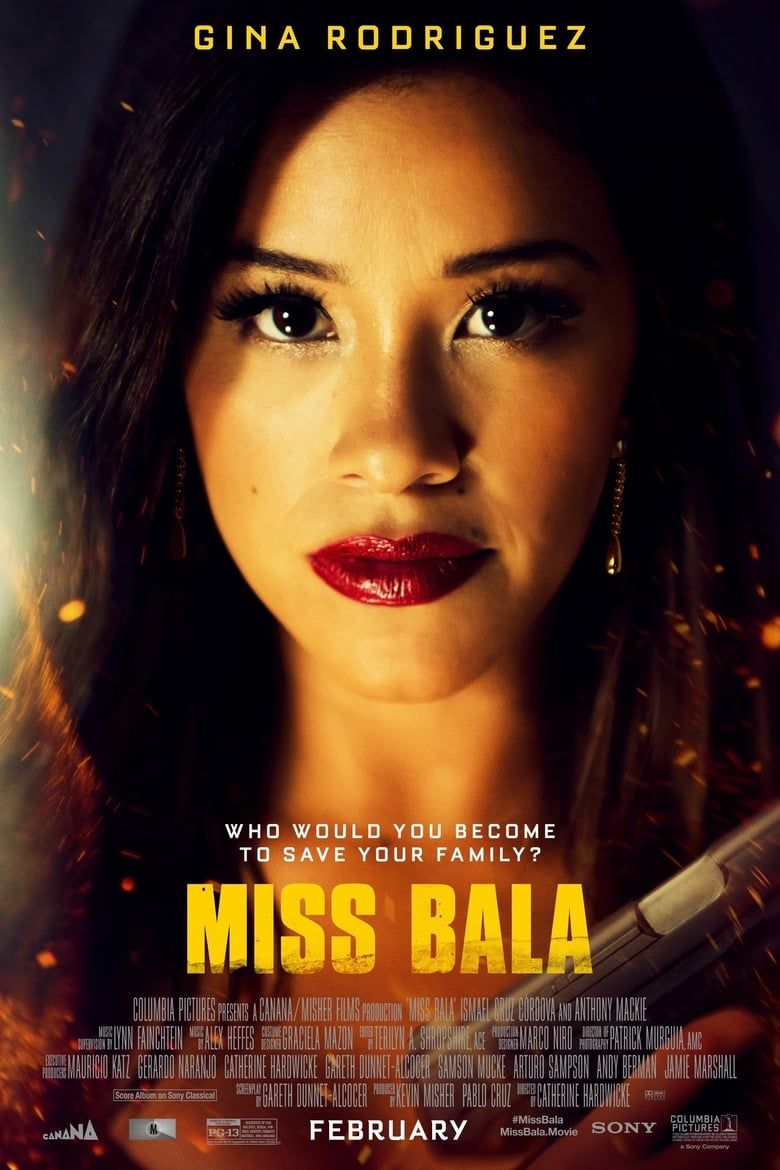 Gina rodriguez in miss bala (2019) | movies in 2018 | pinterest.