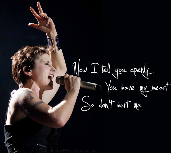 The Cranberries Dreams Dreams Cranberries Lyrics The