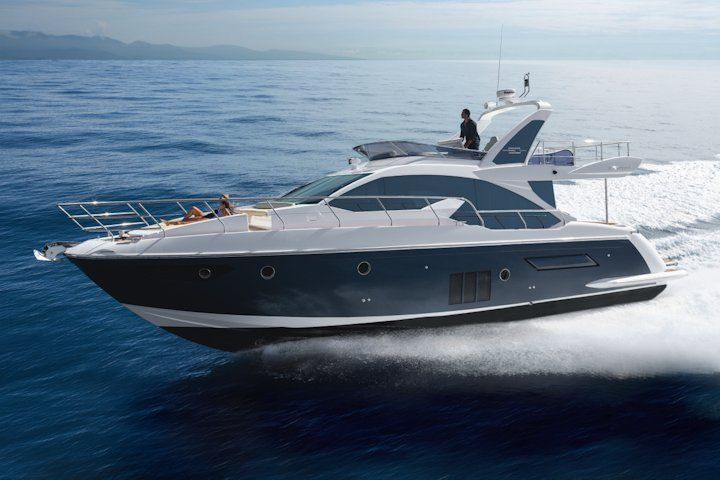 The Azimut 50 Launches Next Month And This New 15 Metre Member Of