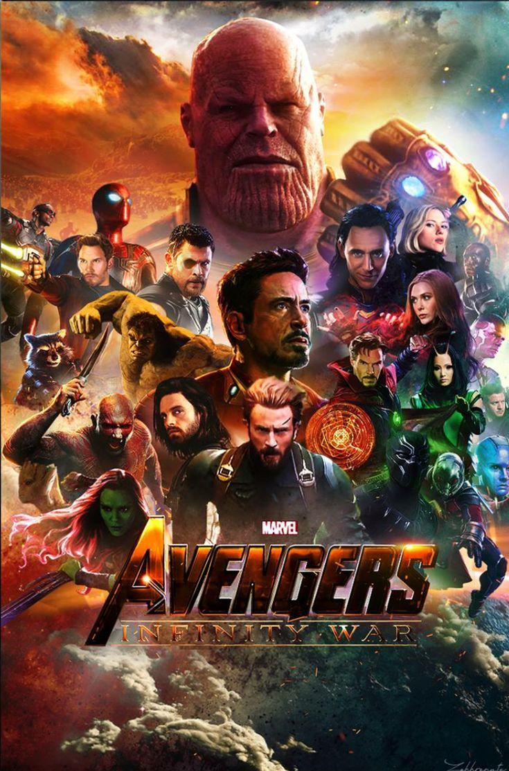 Avengers Infinity War Marvel Infinity War Marvel Posters