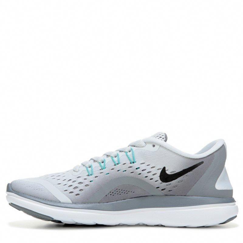 42fbae815b159 Nike Women s Flex 2017 RN Running Shoes (Grey   Jade   Grey)   2017womensshoestrends