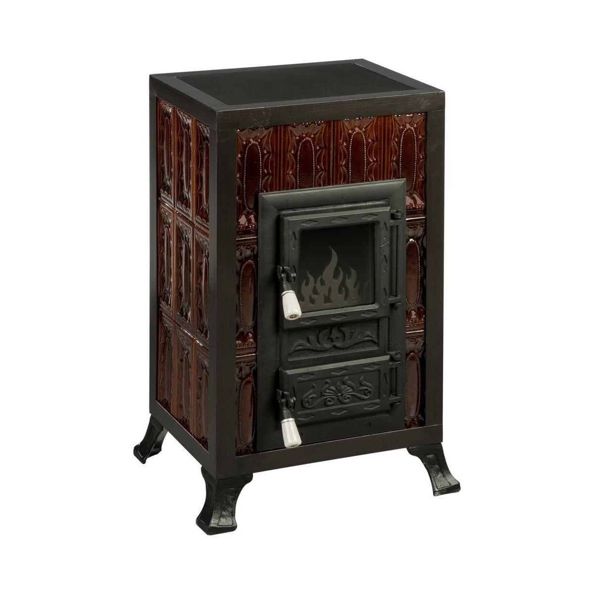 Piec Kominkowy K6br 6 1kw Samson Piece Kominkowe W Atrakcyjnej Cenie W Sklepach Leroy Merlin Wood Wood Stove Home Appliances