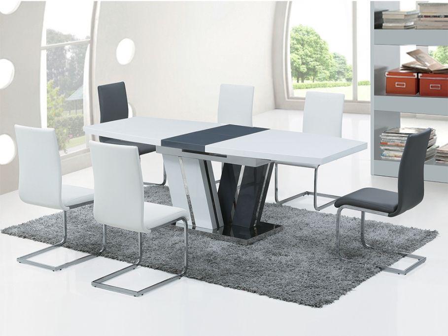 Table A Manger Naomi 6 A 8 Couverts Table A Manger Vente Unique Ventes Pas Cher Com Table A Manger Couvert Table