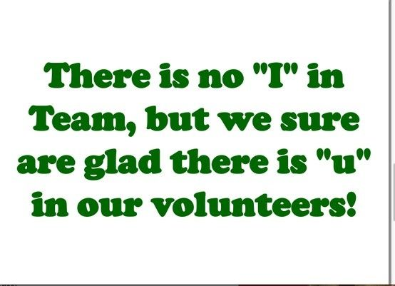 Volunteer Appreciation Quotes Fair Pta Volunteer Quotesquotesgram  Pta  Pinterest  Volunteer
