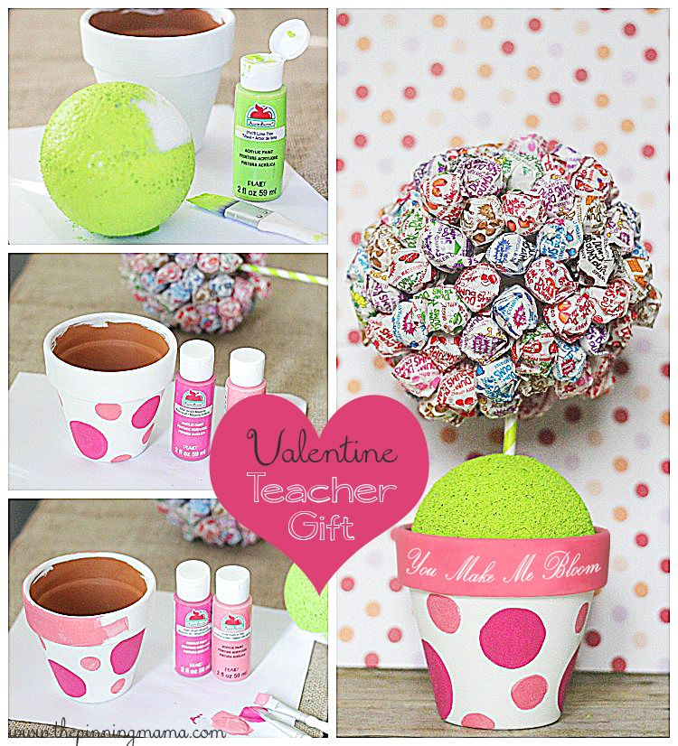You Make Me Bloom Teacher Valentine by The Pinning Mama ...