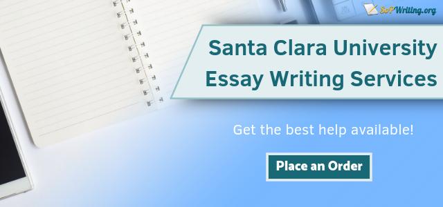 Writing The Best Santa Clara University Essay Prompt Answer Prompts Lmu