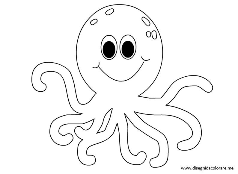 octopus coloring page Summer Pinterest Vbs 2016
