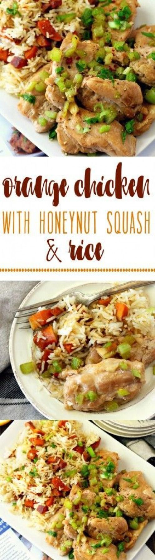 Orange Chicken with Honeynut Squash & Rice  a delicious spin on the Chinese-American takeout dish is packed with layers of flavor and texture. #detoxsoup #chineseorangechicken Orange Chicken with Honeynut Squash & Rice  a delicious spin on the Chinese-American takeout dish is packed with layers of flavor and texture. #detoxsoup #chineseorangechicken Orange Chicken with Honeynut Squash & Rice  a delicious spin on the Chinese-American takeout dish is packed with layers of flavor and texture. #deto #chineseorangechicken