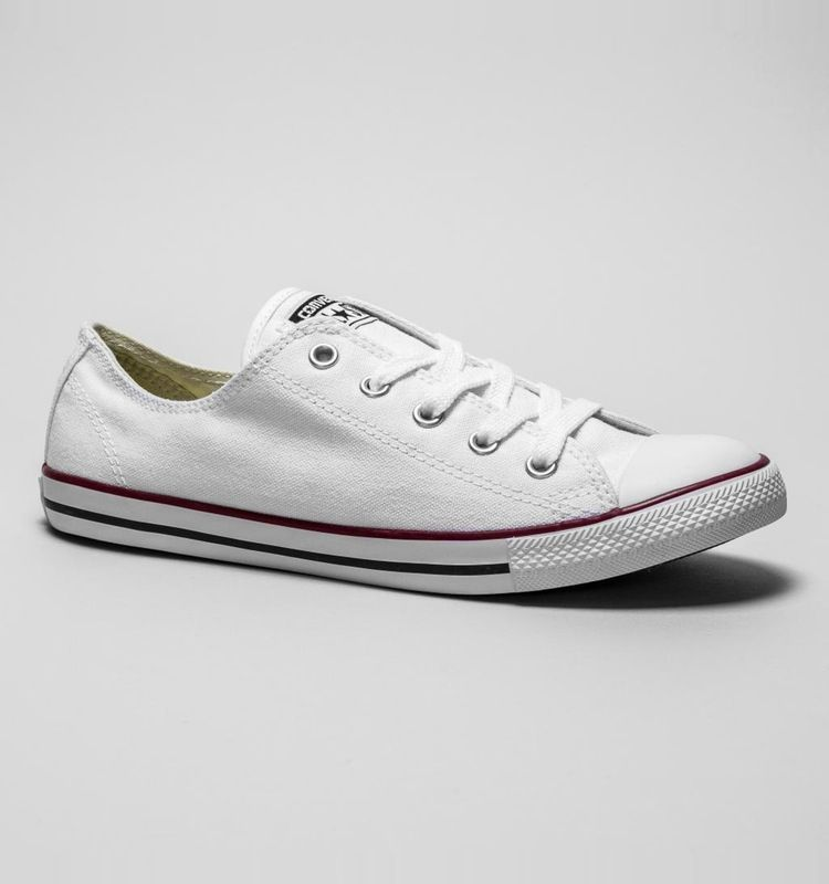 Converse Ct As Dainty Ox 537204c White Converse Sneakers Shoes