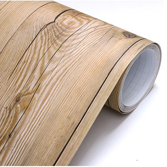 Vintage Wood Panel 3m Vw 345 Interior Sheet Self Adhesive Peel Stick Vinyl Wallpaper Wood Paneling White Wood Paneling Vintage Camper Interior