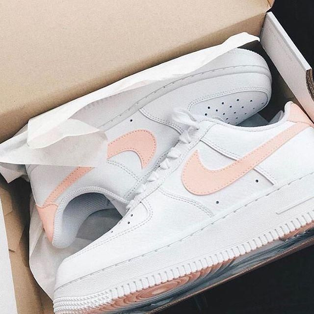 WMNs Nike Air Force 1 07 # AnySize # Airforce1 #TodayKick ...
