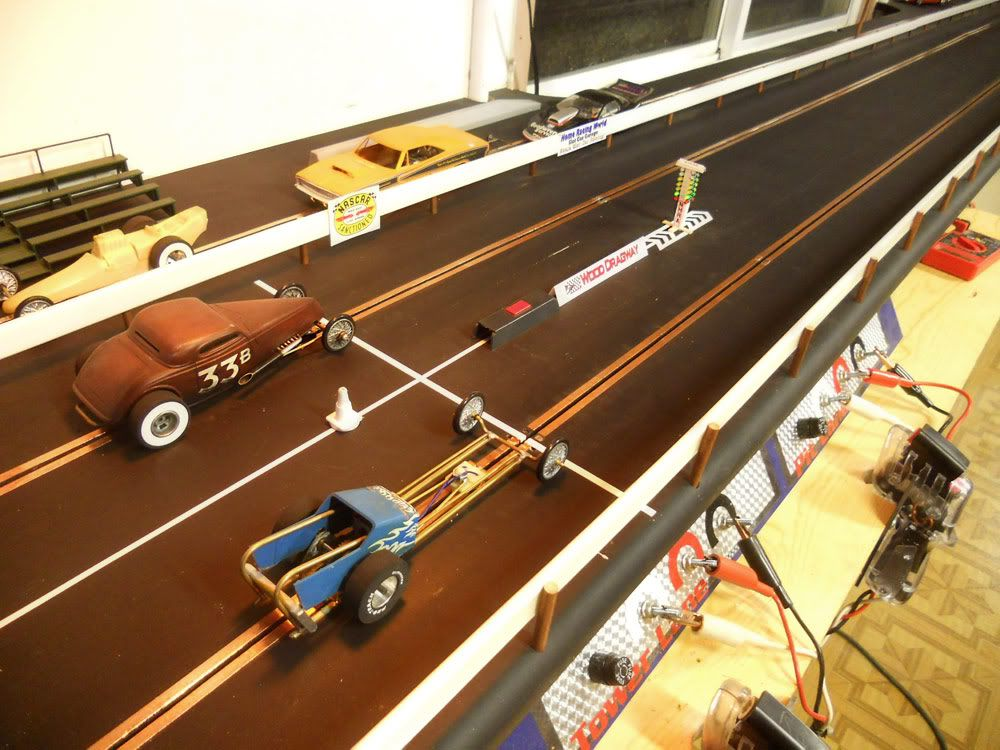 Dragstrip...What a Blast..and built on the Cheap with
