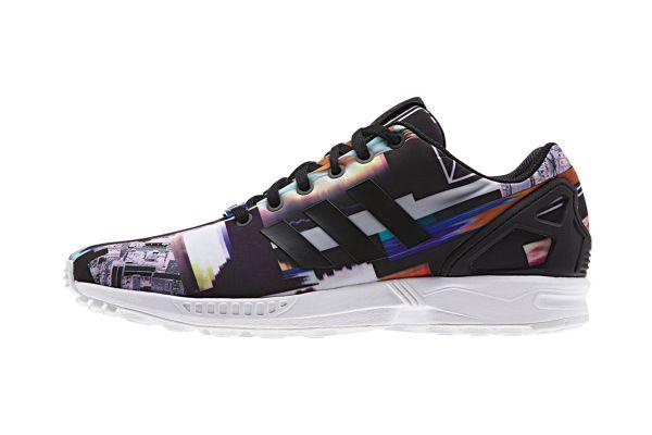 Adidas Originals Zx Flux 8k Graphic Sneakers Men Fashion Sneakers Fashion Adidas Originals Zx Flux