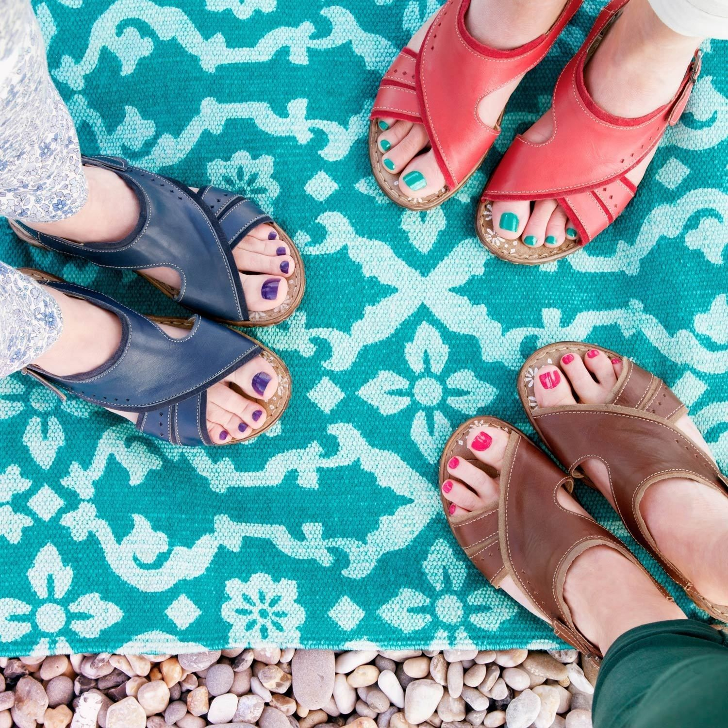 Sandals shoes holidays - Souk Holiday Shop Ladies Moshulu Online Shop Bright Colourful Shoes