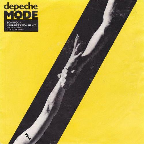 Depeche Mode Somebody Happiness Won White Label Remix Feat Scala And Kolacny Brothers By Happinesswon By Happines Depeche Mode Depeche Mode Somebody Remix