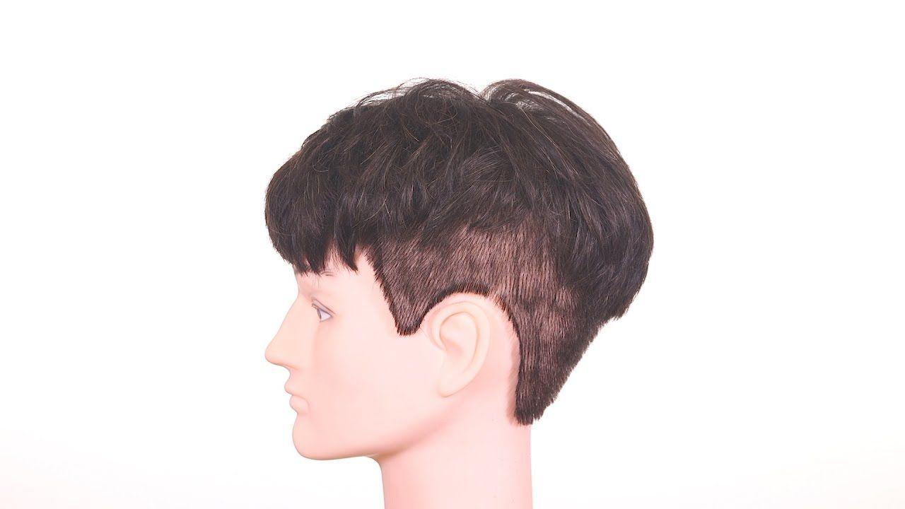 K Pop Two Block Haircut Thesalonguy ทรงผมผ ชาย ต ดผม ทรงผม