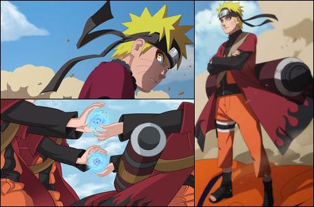The Fairy Tail Ninja Chapter 22 Naruto Sage Anime Fairy Tail