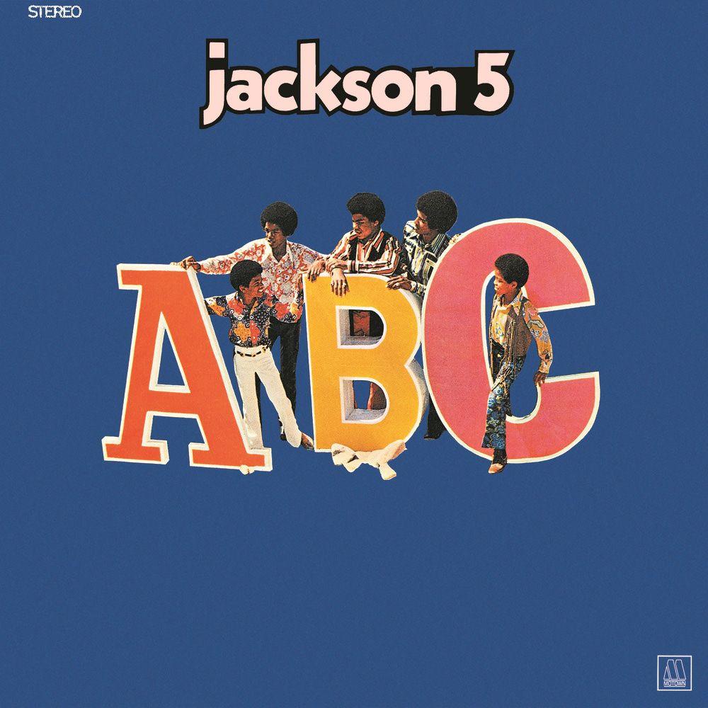 The Jackson 5 – ABC (single cover art)