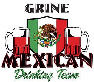 Grine Drinking Team