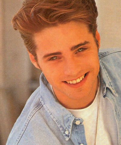 Brandon Walsh My First True Love He Can Do No Wrong Jason Priestley Brandon Walsh Jason