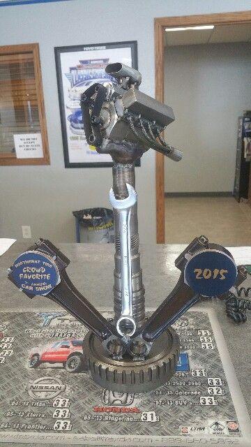 Custom Cnc Plasma Cut Car Show Trophy Arclightcnc Metal Art