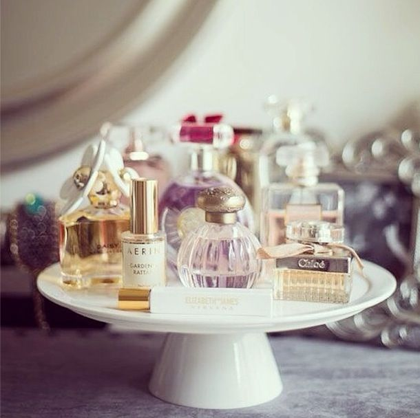 8 gorgeous ways to organise your beauty products images